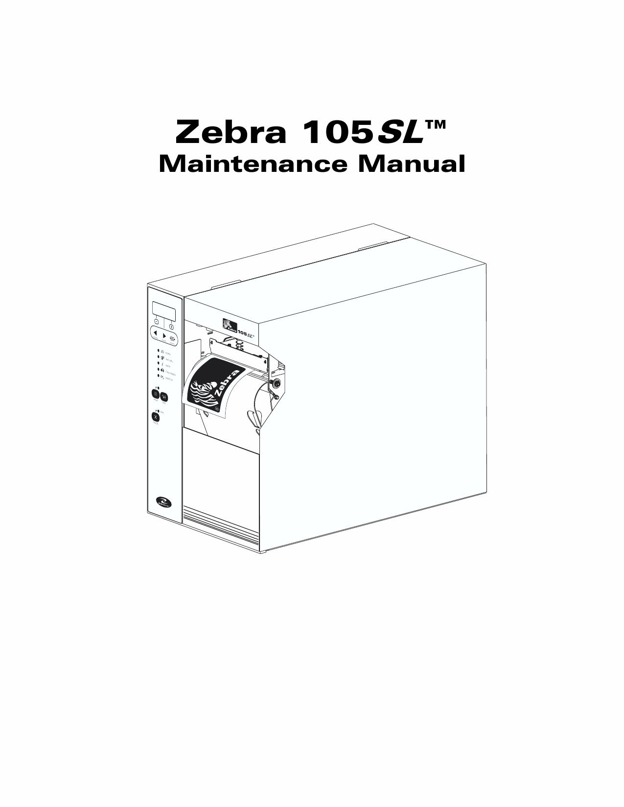 Zebra Printers Manual